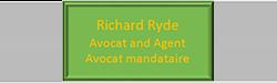Maitre Richard Ryde